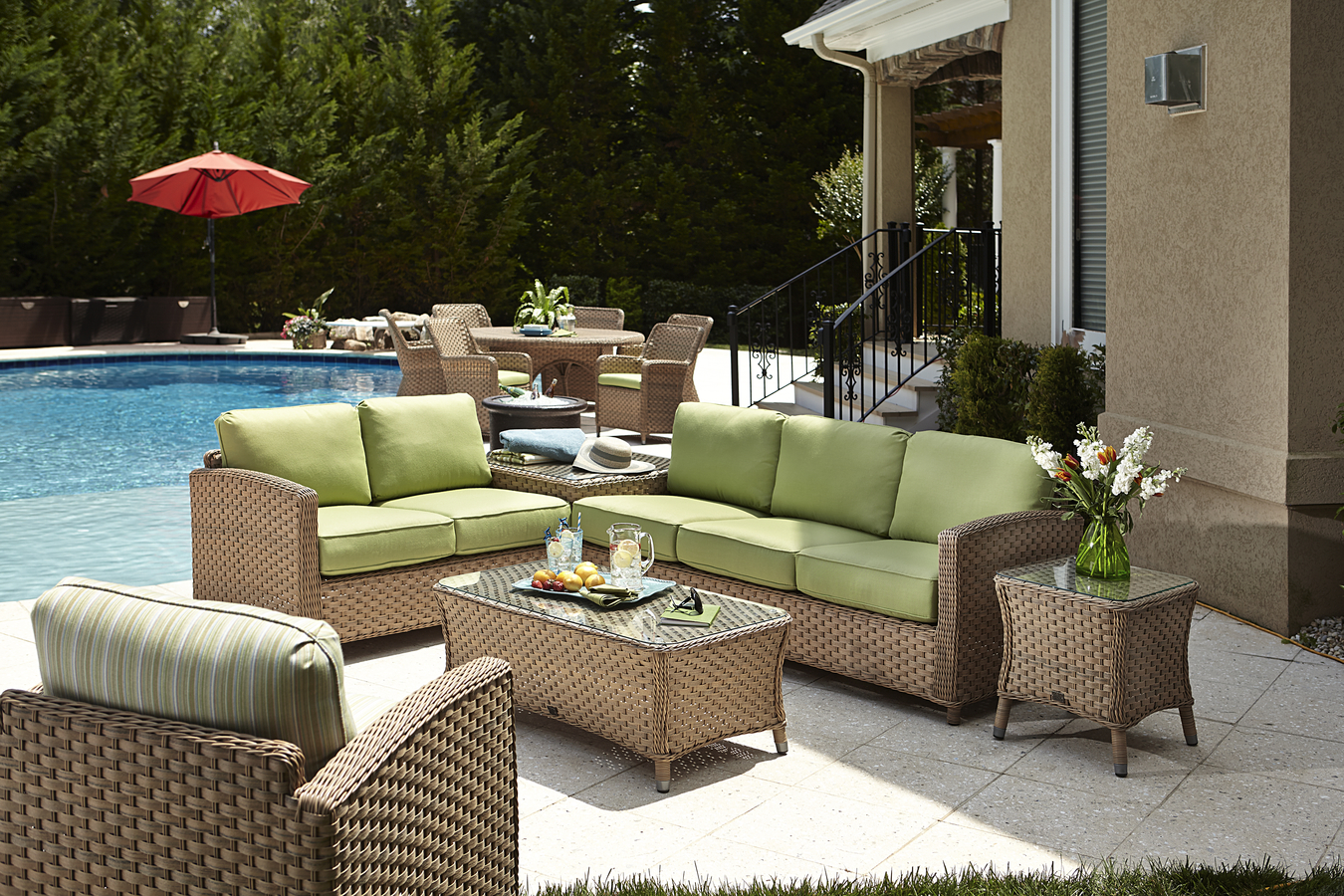 El Dorado Furniture Patio Set Ares 3 Patio Set El Dorado