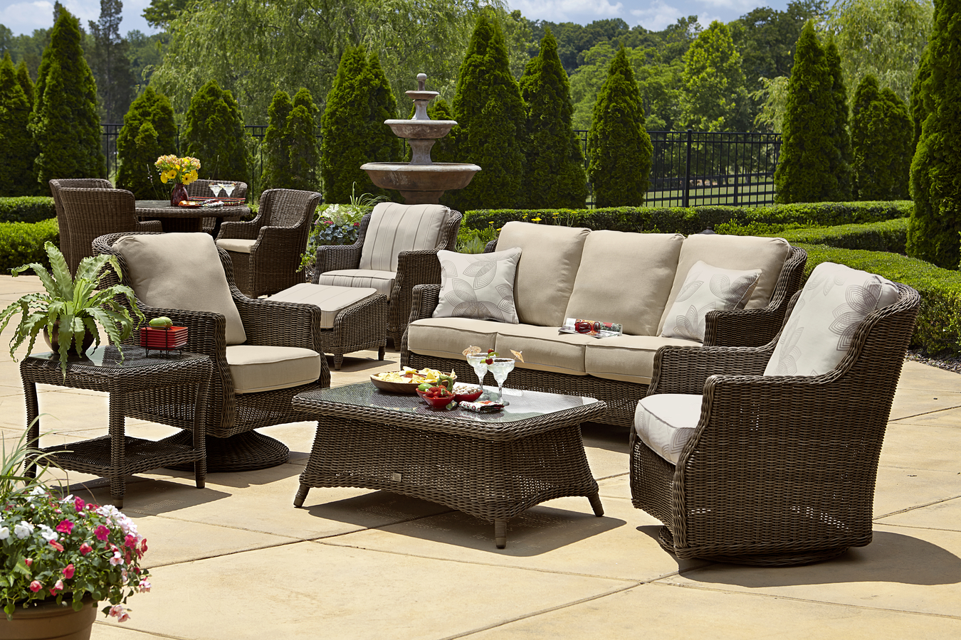 kilmer creek cedar outdoor furniture